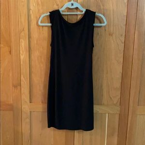 Forever 21 Bodycon Open Back Dress XS